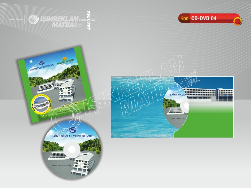 CD DVD 04
