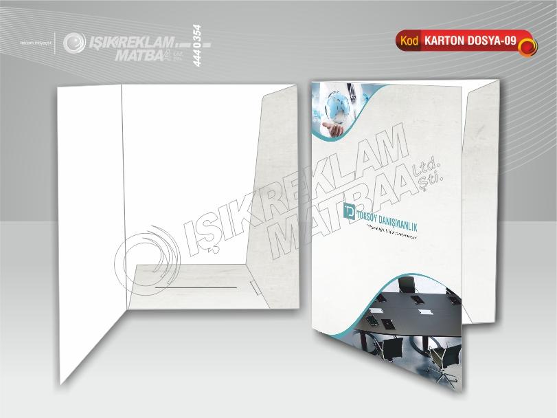 Karton Dosya 09