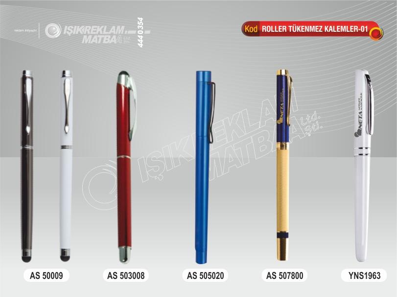 Roller Tükenmez Kalemler 01