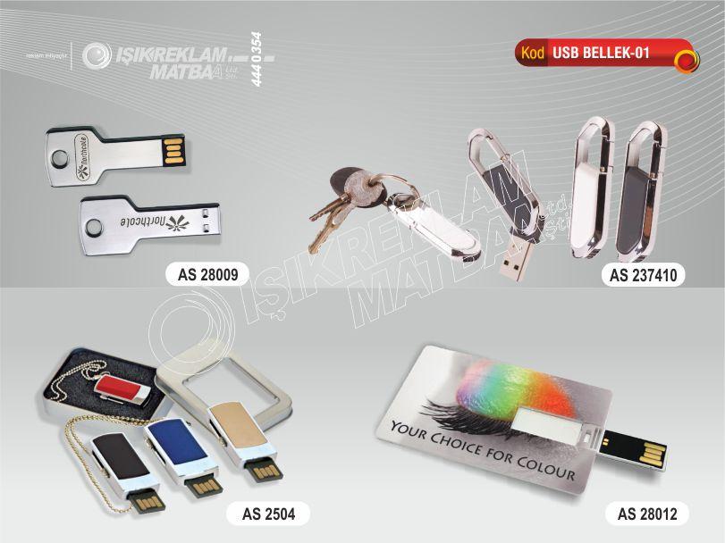 USB Bellekler 01 02